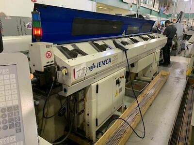 Citizen M16 Iii Cnc Swiss Lathe 2004 - Iemca Bar Feeder