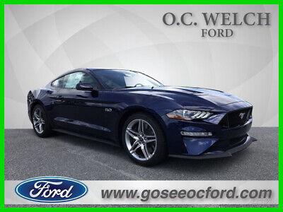 2019 Ford Mustang GT Premium 2019 GT Premium New 5L V8 32V Manual RWD Premium
