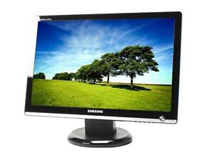 "Widescreen Monitor - Samsung SyncMaster 216BW 21.6"" 5ms"