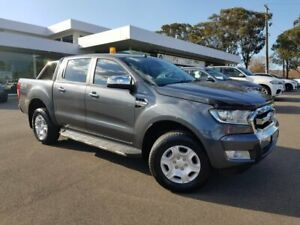 2015 Ford Ranger Grey Sports Automatic Utility