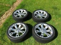 "22"" wheels RangeRover, Land Rover, Transporter"