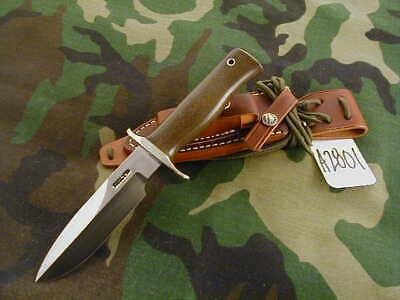 "RANDALL KNIFE KNIVES NON-CATALOG C.C. FT,5"",SS,NSDH,GREEN MICARTA,BPH,WT #A2801"