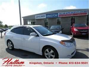 2010 Hyundai Elantra GLS, Power Sunroof, Heated Seats