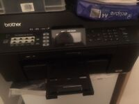 Brother MFC-J6510DW All-in-One Inkjet Printer used