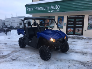 WEEKEND SPECIAL!!  2014 YAMAHA VIKING 700,4X4, 3 SEATER!!
