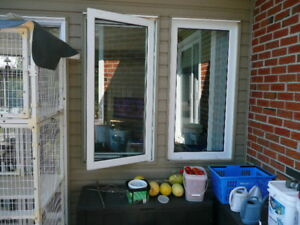 casing windows in mint condition