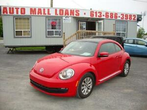 2014 Volkswagen Beetle Coupe ***PAY ONLY $57 WEEKLY OAC***