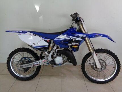 2015 Yamaha YZ125 125CC 124cc Virginia Brisbane North East Preview