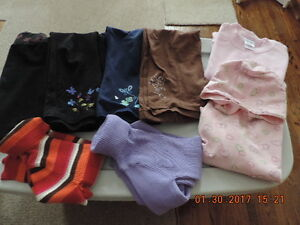 """Small """"Lot"""" of Size 6 Girl's Winter Clothes"""