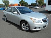 2014 Holden Cruze JH MY14 Equipe Silver 6 Speed Automatic Sedan Maidstone Maribyrnong Area Preview