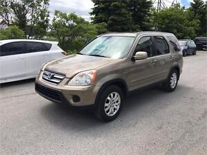 2005 Honda CR-V EX-L, Safety & ETEST for ON or QC INCL.