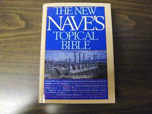 """The New Nave's Topical Bible""-- TRURO"