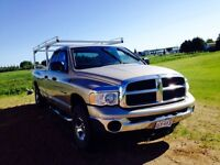 2003 Ram 1500 Pickup Truck (needs engine)