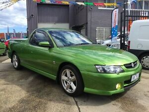 2003 Holden Commodore VY SS 4 Speed Automatic Utility Brooklyn Brimbank Area Preview