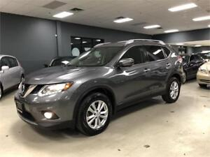 2015 Nissan Rogue SV*NAV*360*CAM*7-PASS*PANO*ONE OWNER*CERTIFIED