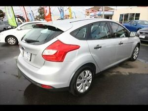 2011 Ford Focus TREND LW Silver 6 Speed Kingsville Maribyrnong Area Preview