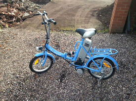 Dillenger Electric Bike