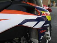 KTM SX 450 F 2014 MX MOTOCROSS BIKE ELECTRIC START FUEL INJECTION