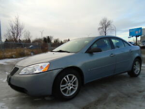 2007 Pontiac G6 GT-3.5L V6 -ONE OWNER CAR--CLEAN CARPROOF...