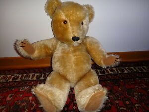Antique American Teddy Bear c.1940-1950 West Island Greater Montréal image 1