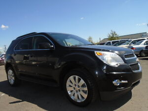 2011 Chevrolet Equinox  LTZ-AWD-LEATHER-SUNROOF-EXCELLENT SHAPE