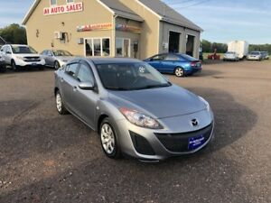 2010 Mazda Mazda3 GS Only 68,800 km