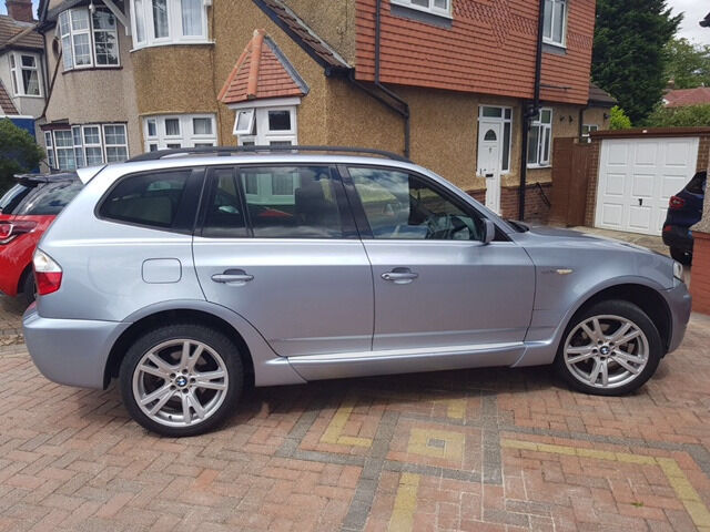 **BMW X3** mint condition! very low milage