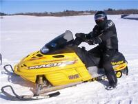 Skidoo MACH Z... BAD CREDIT FINANCING AVAILABLE !!!!