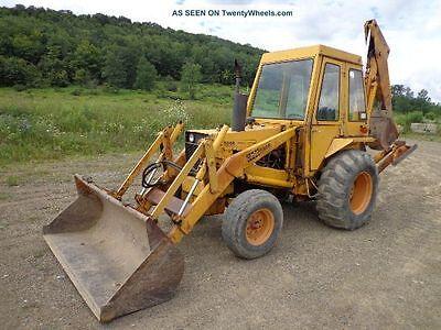 Repair Case 580 B 580b Tractors Loader Backhoe Shop Service Manual 580-b Ck King