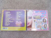 "Original Barbiie ""Let's All Dance"" CD contains 21 massive hits - suitable for childrens parties VGC"