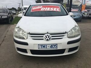2006 Volkswagen Golf 1K 2.0 TDI Comfortline 6 Speed Direct Shift Hatchback Brooklyn Brimbank Area Preview
