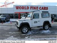 1999 Land Rover Defender Rare Mint Condition Turbo Diesel