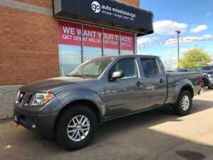 2017 Nissan Frontier SV 4x4 Crew Cab | Bluetooth