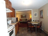 Shediac self contained furnished apartment  for single occupancy