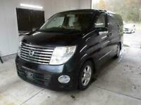 NISSAN ELGRAND 2.5 HIGHWAY STAR 4X4 8 SEATER * ONLY 39000 MILES *
