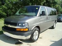 2011 Chevrolet Express LT