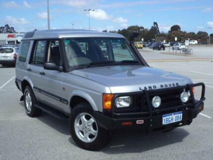 2002 Land Rover Discovery Series II Silver 4 Speed Automatic Wagon Maddington Gosnells Area Preview