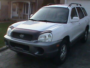 2004 Hyundai Santa Fe *** EMISSION PASSED ****