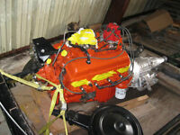 350 chevy motor and 2spd pwrglde trani from 1970 Impala spcoupe
