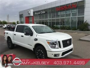 2017 Nissan Titan PRO-4X **SAVE THOUSANDS** *Won't Last Long*