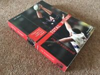 Selection of Rugby books - Coaching, Training and Miscellany
