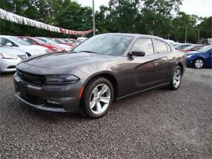2015 Dodge Charger SXT V6 62,000 kms Automatic