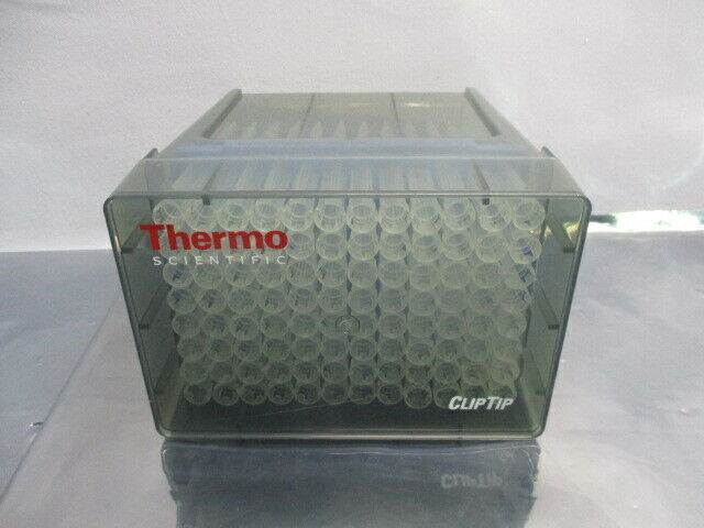 Thermo Fisher Scientific ClipTip 1000, 96 Tips, Reload Sterile, 101363