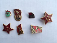 Pins from Russia