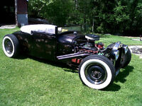 LOWERED PRICE!! - 1929 Ford Model A Roadster Rod w/ Ownerships