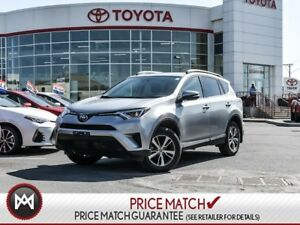 2018 Toyota RAV4 HEATED SEATS, PRECOLLISION, RADAR CRUISE