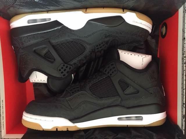 low priced 44a37 b80fe Air Jordan 4 Retro SE Black, White   Gum Brown UK9   Men s Shoes   Gumtree  Australia Canning Area - Cannington   1210005178