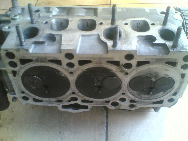 vw polo 1.4 tdi cylinder head''AMF''engine