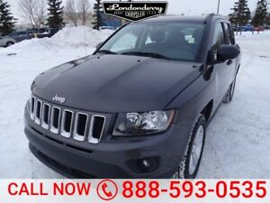 2016 Jeep Compass 4WD SPORT Accident Free,  A/C,