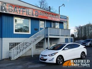 2015 Hyundai Elantra GLS **Auto/Sunroof/Heated Seats**